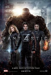 Poster The Fantastic Four