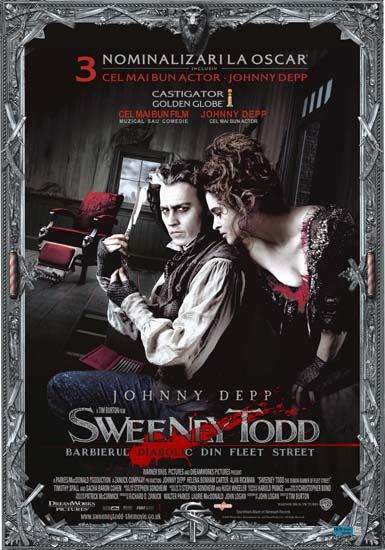 Sweeney Todd: The Demon Barber of Fleet Street (2007) by Tim Burton