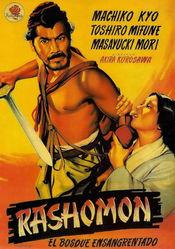 Poster Rashômon