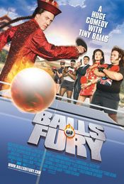 Poster Balls of Fury