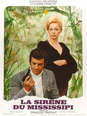 Poster La Sirene du Mississipi