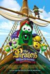 Pirații care nu fac nimic: Povești din țara legumelor