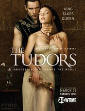Poster The Tudors