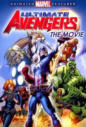 Poster Ultimate Avengers