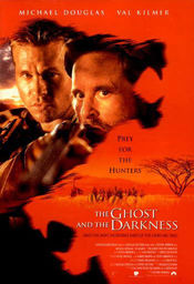 Poster The Ghost and the Darkness