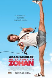 Poster You Don't Mess with the Zohan