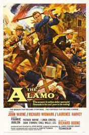 Poster The Alamo