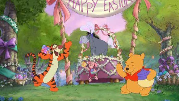 Imagini Winnie the Pooh: Springtime with Roo