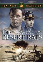 Poster The Desert Rats