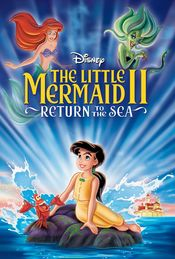 Poster The Little Mermaid II: Return to the Sea