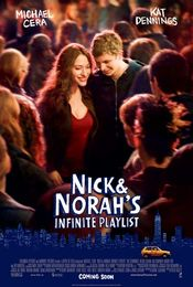Poster Nick and Norah&#039;s Infinite Playlist