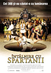 Poster Meet the Spartans