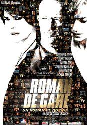 Poster Roman de gare