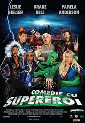 Poster Superhero Movie