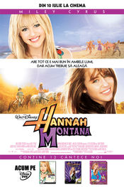 Poster Hannah Montana: The Movie