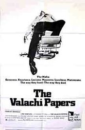 Poster The Valachi Papers