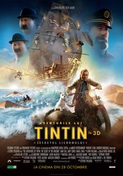 Poster The Adventures of Tintin