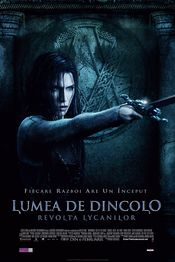 Poster Underworld: Rise of the Lycans