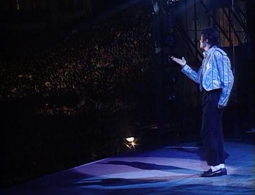 Imagini Michael Jackson Live in Bucharest ...