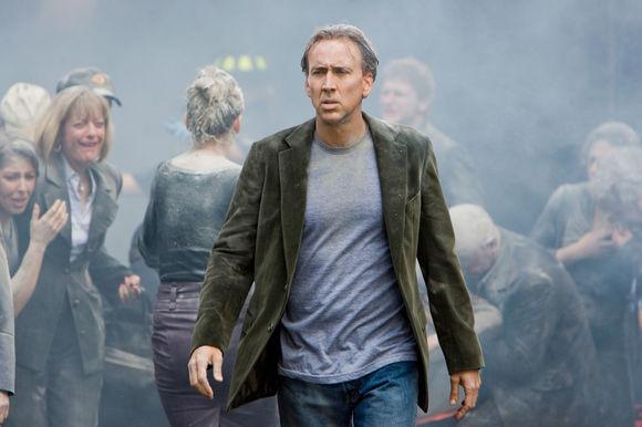 Nicolas Cage în Knowing