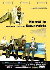 Poster Nuntă în Basarabia