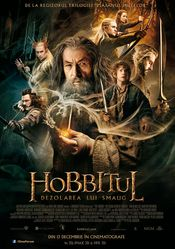 The Hobbit 2 The Desolation of Smaug – Hobbitul : Dezolarea lui Smaug (2013) Online subtitrat