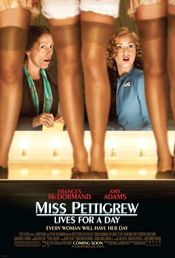 Poster Miss Pettigrew Lives for a Day