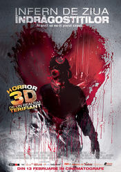 Poster My Bloody Valentine 3D