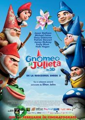 Poster Gnomeo & Juliet