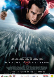Man of Steel (Omul de otel ):Eroul