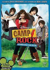 Poster Camp Rock