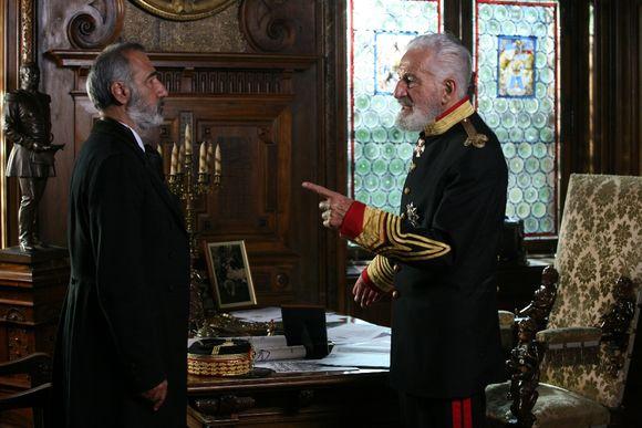 Răzvan Vasilescu, Sergiu Nicolaescu în Carol I
