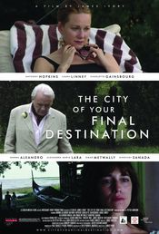 Poster The City of Your Final Destination