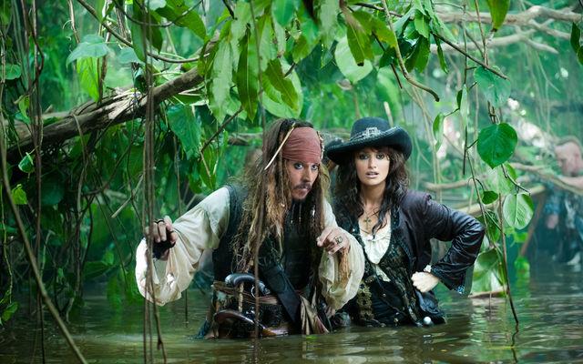 Film - Pirații din Caraibe: Pe ape și mai tulburi
