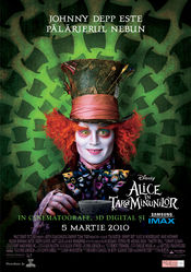 Alice in Wonderland (2010) Streaming Novamov
