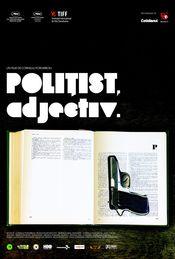 Poster Poliţist, adjectiv