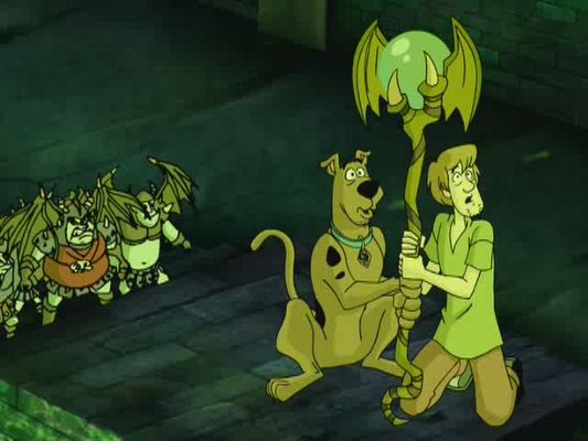 Scooby-Doo eo Rei dos Duendes