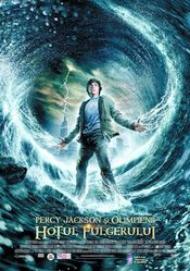 Poster Percy Jackson & the Olympians: The Lightning Thief
