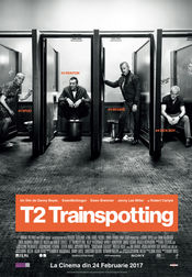 T2: Trainspotting 2 (2017) – Film online subtitrat in romana