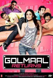 Poster Golmaal Returns
