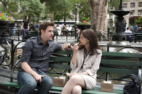 John Krasinski, Ginnifer Goodwin în Something Borrowed