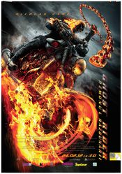 Poster Ghost Rider: Spirit of Vengeance 3D