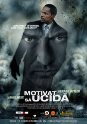 LAW ABIDING CITIZEN (2009) – Motivat Sa Ucida