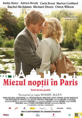 Miezul nopții în Paris - Midnight in Paris