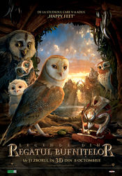 Poster Legend of the Guardians: The Owls of Ga'Hoole