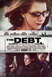 Poster The Debt