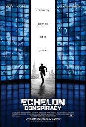 Poster Echelon Conspiracy