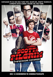Poster Scott Pilgrim vs. the World