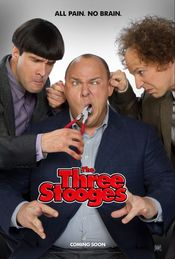 Poster The Three Stooges