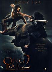 Poster Ong bak 2